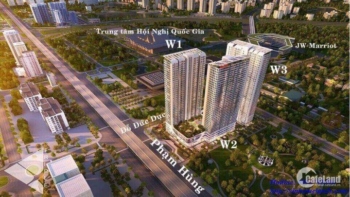 Bán nhà chung cư 3 ngủ khu vực Nam Từ Liêm – đường Phạm Hùng