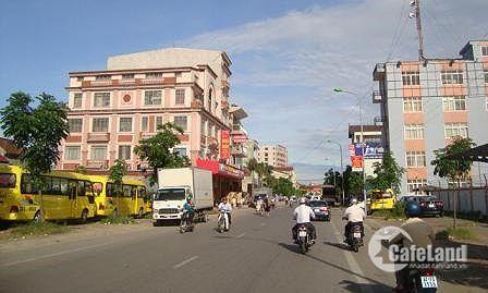 Bán đất kinh doanh mặt đường Lý thường Kiệt- Tp Vinh