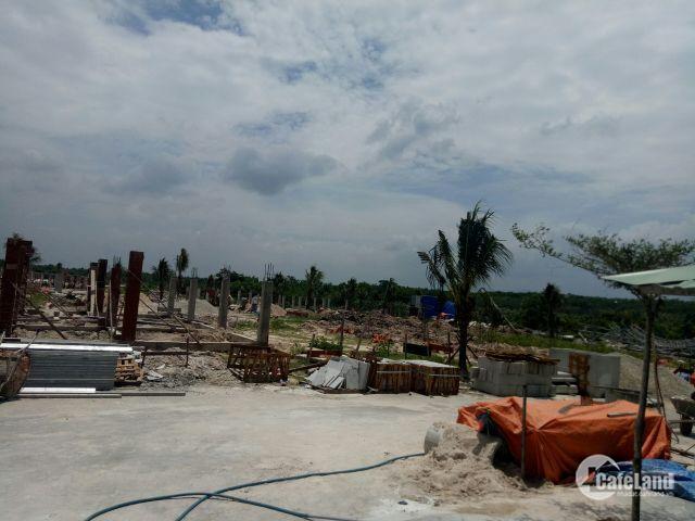 Thanh toán 50% nhận ngay nền biệt thự trên con đường tỷ USD cạnh sân bay Hồ Tràm