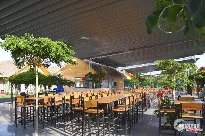 Bình Châu Green Garden Villa sở hữu nền biệt thự cạnh suối nước nóng chỉ 6.5tr/m2