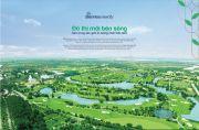 Đất nền sổ đỏ sân golf - Biên Hòa New City, giá đợt 1: 10tr/m2.