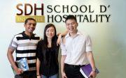 Học viện SDH- School D'Hospitality
