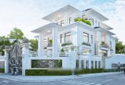 Biệt thự thành phố Giao Lưu, 360m2, giảm 20% giá mua vào