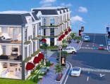 Dự án nhà phố duy nhất tọa lạc ngay mặt tiền đường quốc lộ 1A