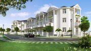 Nhà phố biệt thự giá rẽ có 39tr/m2 ngay kề khu du lịch suối tiên