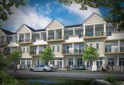 Dự án nhà phố liền kề 1 trệt 2 lầu giá chỉ 2ty 8 gần khu du lịch Suối Tiên