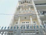 Bán nhà Mặt tiền ĐS10- khu Tên Lửa, đúc 4 tấm, nhà mới xây.
