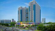 Saigon Avenue với lối thiết kế hiện đại, hài hòa với khung cảnh thiên nhiên