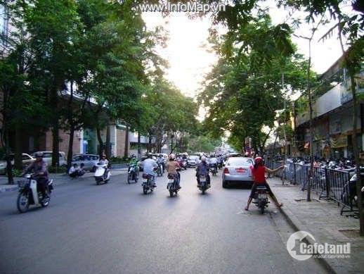 Nhà cho thuê mặt phố Ngọc Hà, Ba Đình.giá 28 triệu