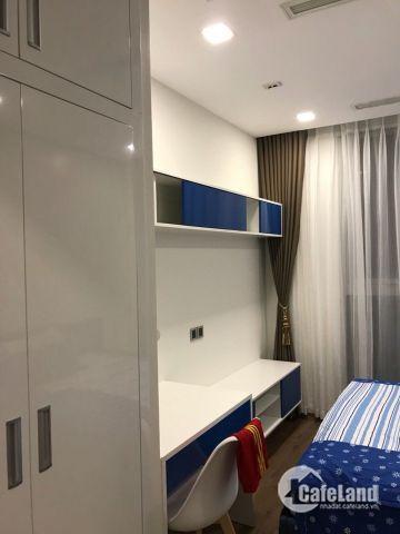 Căn hộ Cao cấp Vinhomes Tân Cảng 3 phòng ngủ tại Bình Thạnh, full nội thất giá 27.5tr/tháng LH: 0931.46.77.72