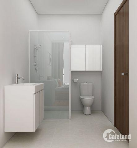 Chính chủ cho thuê CH Vinhomes 54m2, có 1PN, nội thất hiện đại mới 100%, tầng cao vào ở ngay LH 0931467772