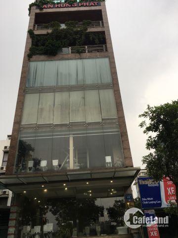 Cho thuê nhà Phố Trần Thái Tông,DT 73M*5T,MT 5M,lm spa,cafe,XKLĐ,vp,giá 60  tr.th