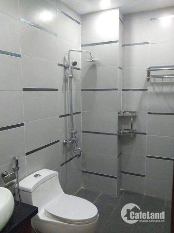 Cho thuê nhà Trần Cung 84m2x4 tầng 6 PN 20tr/tháng