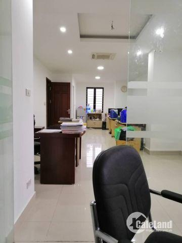 Các văn phòng đẹp, thông sàn, chuyên nghiệp nhiều ưu đại tại Cầu Giấy.