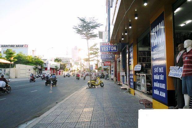 Nhà mặt phố Lê Duẩn cho thuê hợp làm Spa,trung tâm đào tạo,40tr