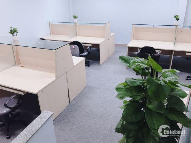 Cho thuê văn phòng - Coworking space Trần Quốc Toản quận Hải Châu