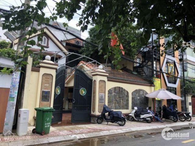 Cho thuê nhà MT 15 Nguyễn Thị Diệu, P6Q3, DT 11mx36m, trệt, 3 lầu, giá 200tr