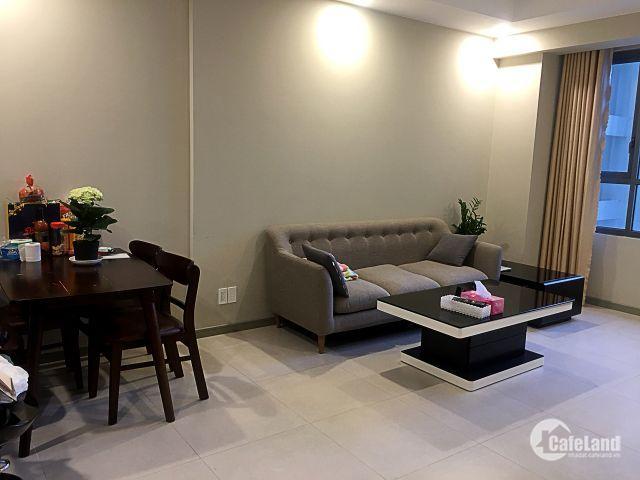 Cho thuê căn hộ chung cư The Gold View quận 4, 2 phòng ngủ, 1WC