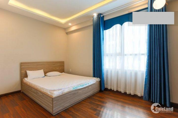 Căn hộ The Goldview, nội thất đầy đủ cần cho thuê