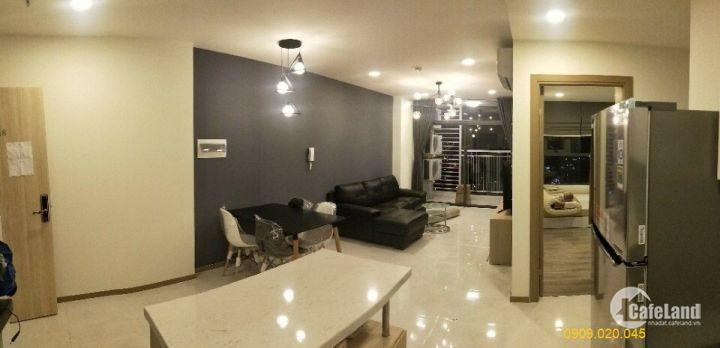 Cho thuê căn hộ Riva Park Quận 4, 2PN, Bao phí, full nội thất