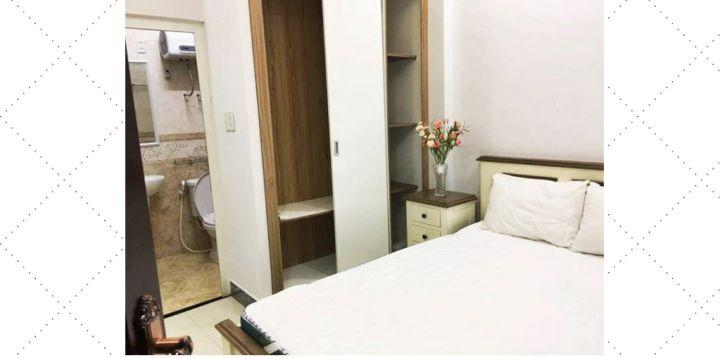 Cho thuê căn hộ mini/căn hộ dịch vụ Cao Cấp  full nội thất  giá mềm 5tr5/tháng, khu vực Q4-Q7 HCM