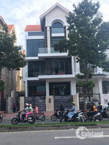 Cho thuê nhà kdc Him Lam Kênh Tẻ quận 7.
