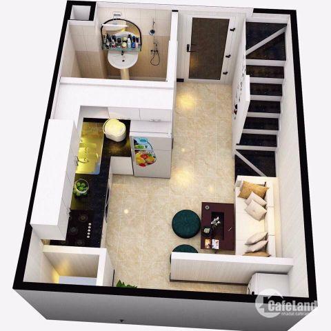 Nhà ở mới cao cấp 100% full nội thất đối diện VinCom Thủ Đức