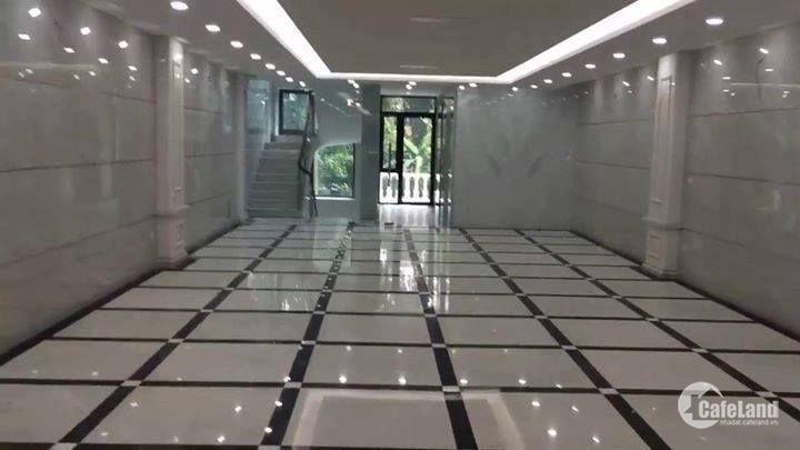 Chính chủ cho thuê văn phòng ốp đá độc nhất tại Ngã 4 Khuất Duy Tiến, Thanh Xuân.
