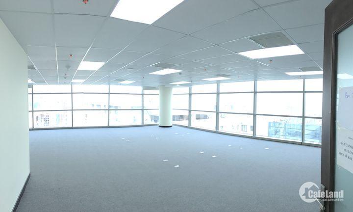 cho thuê văn phòng đẹp giá rẻ mặt phố 47 Nguyễn Xiển Dt 135m2,mt 8m giá chỉ 25tr