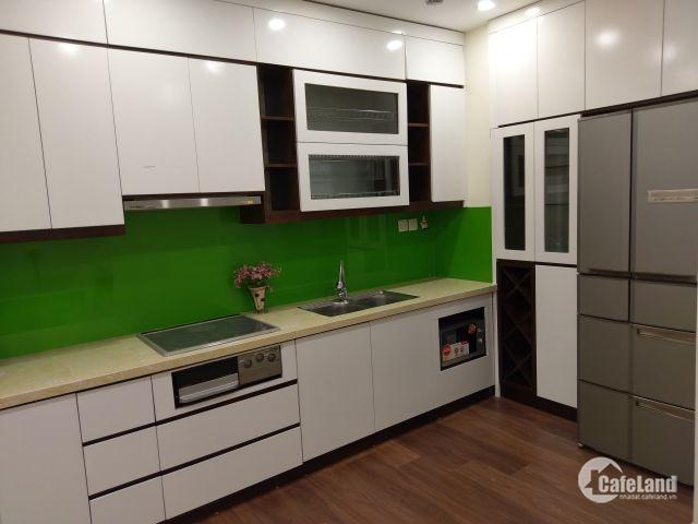 Cho thuê căn hộ 2PN OCT5A Resco Cổ Nhuế có sàn gỗ, tủ bếp, nóng lạnh, giá 6 tr/th. LH: 0948589911