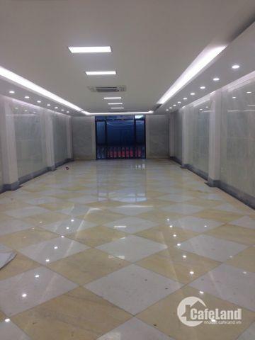 130m2 thông sàn , mt 9m được ốp kính cực đẹp tại số 18 Miếu Đầm.