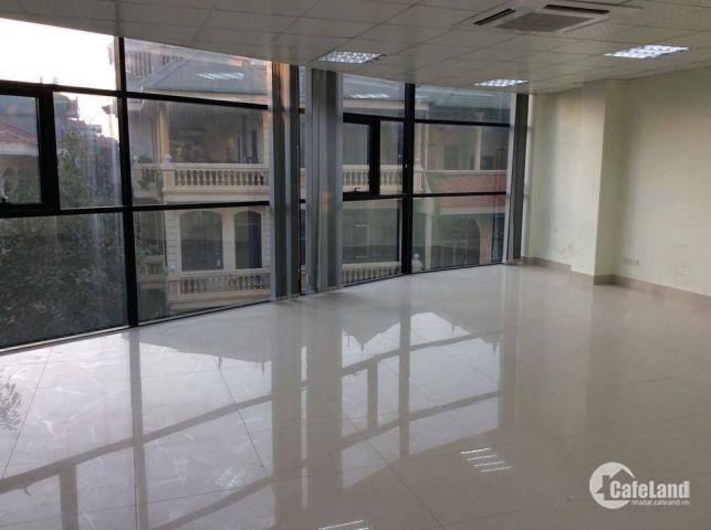 Chính chủ cho thuê gấp tòa nhà văn phòng 18 Miếu Đầm,Nam từ Liêm.