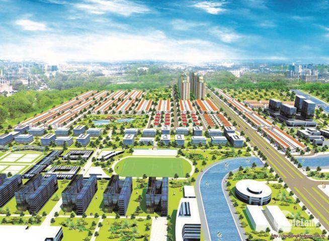 Đất dự án golden park mỹ phước 1
