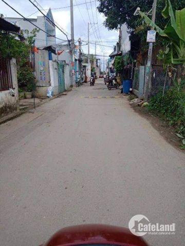 Gia đình khó khăn cần bán gấp lô Đất sát mặt tiền Nguyễn Văn Tuôi, Bến Lức