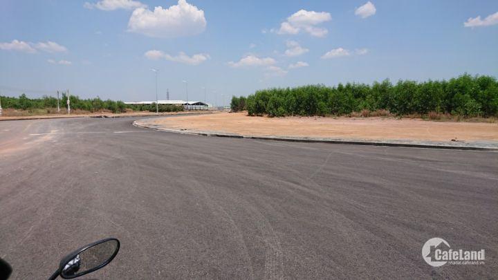 Đất đầu tư giá rẻ ngay Cổng KCN ở Biên Hòa, mặt tiền đường 60m, đối diện TT Thương mại, 650 tr/nền
