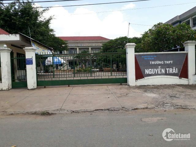 Bán đất mặt tiền đường Điểu Xiển, TP. Biên Hòa, SHR. LH: 0981.179.718.