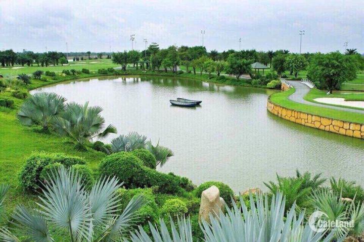 Đất sổ riêng, sân golf 3 mặt sông Long Thành, Đồng Nai, CK 1-3%, giá chỉ 10 tr/m2. LH: 0938946800