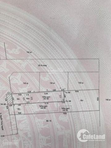 Cần bán đất Bình Thạnh 875tr/100m2, XDTD, thổ cư 100%,SHR, được vay ngân hàng 50% LH  0989.425.407 gặp Hân