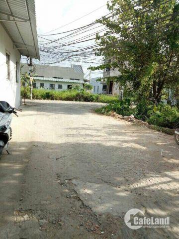 Bán nền thổ cư đẹp kdc Hạnh Phúc đường Nguyễn Văn Linh 91B