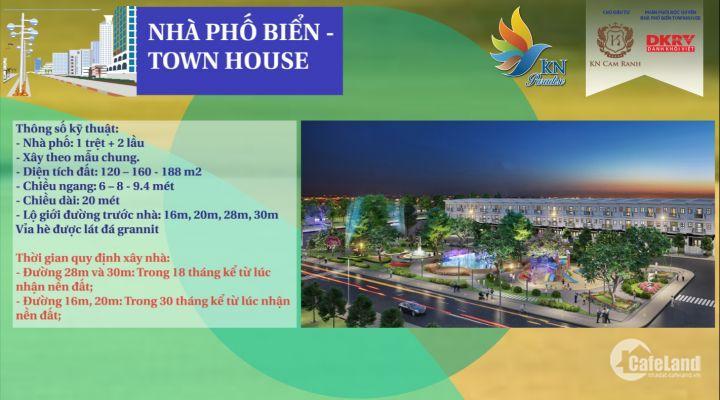 Dự án KN Paradise Cam Ranh chính thức ra mắt giai đoạn đầu, giá sốc. LH: 0909160018
