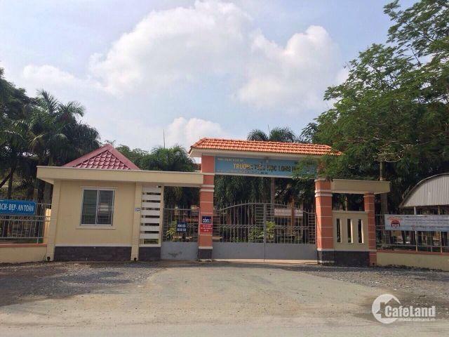 Bán đất chính chủ đối diện trường học long hòa-chợ Rạch Kiến