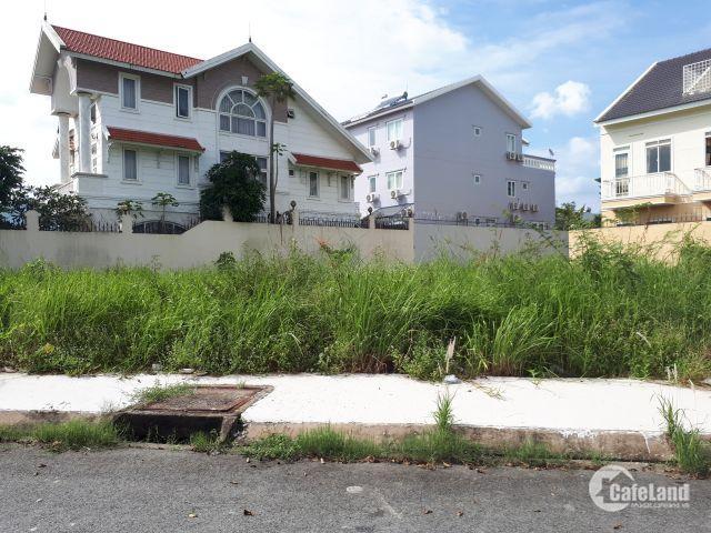 Kẹt tiền bán gấp mảnh đất mặt tiền đường Long Hậu, Long An, giá 1,2 tỷ