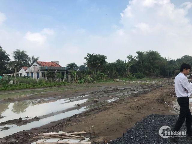lô đất cần bán giá rẻ mặt tiền 835A, shr, 100m2, gần kcn