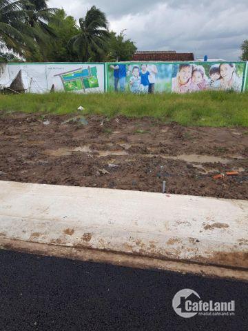 lô đất cần bán gắp mặt tiền lộ 835A, shr, thổ cư.