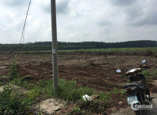 Đất nền Bình Phước sát với KCN Becamex Và Khu Tái Định Cư