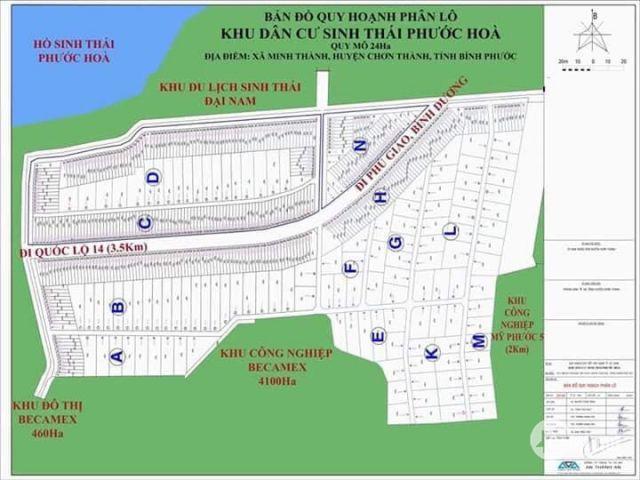 Cơ hội sở hữu 1000m2 đất ngay KCN, Dân cư Becamex chỉ với 480 triệu