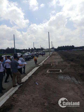 Dự án KCN-Dân cư Becamex tại Chơn Thành-Bình Phước chỉ 480tr sở hữu 1000m2