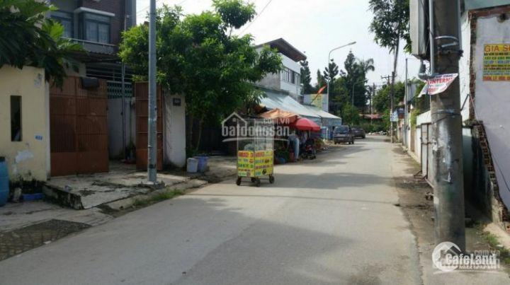 Bán nhanh nền đất ngay chợ Linh Xuân giá 1 tỷ 900 ,hổ trợ vay ngân hàng 0937834204