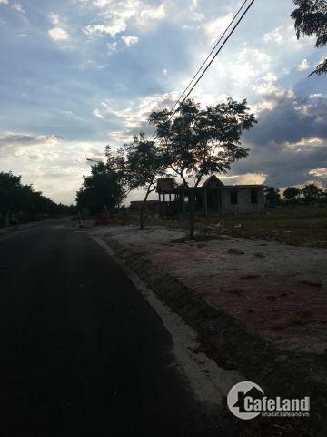 Đất sổ đỏ chính chủ Điện Ngọc - Gần chợ, gần trường học