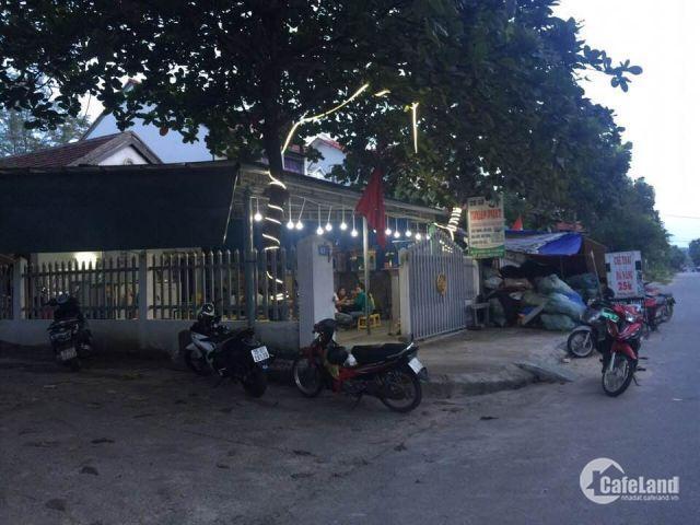 Đất mặt tiền trung tâm Phú Bài đường 2/9 rất phù hợp cho việc Kinh Doanh buôn bán với giá rẻ đây